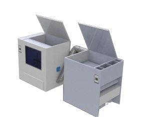 Технологическая установка для чистки подушек